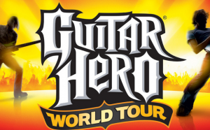 Guitar Hero, World Tour