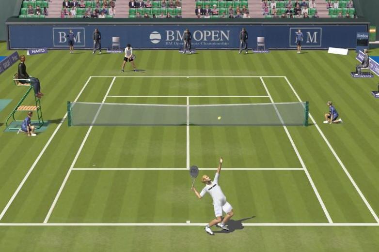 games online tennis