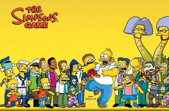Descargar juegos de Los Simpsons