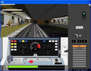 Simulador de trenes BVE
