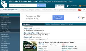 Juegos gratis para PC en Programas-Gratis.net