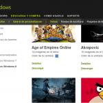 Thumbail de Temas para Windows