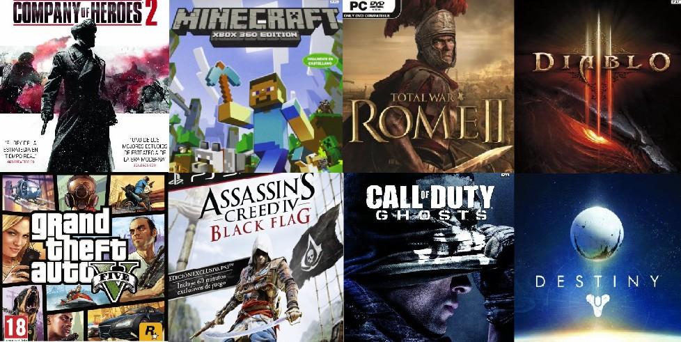 Los mejores juegos de 2013 para PC y consolas