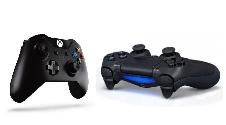 Mandos PS4 y Xbox One