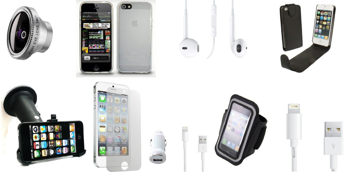 Accesorios para iphone 5 baratos for Imagenes para iphone