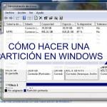 Thumbail de Cómo crear una partición en Windows 7