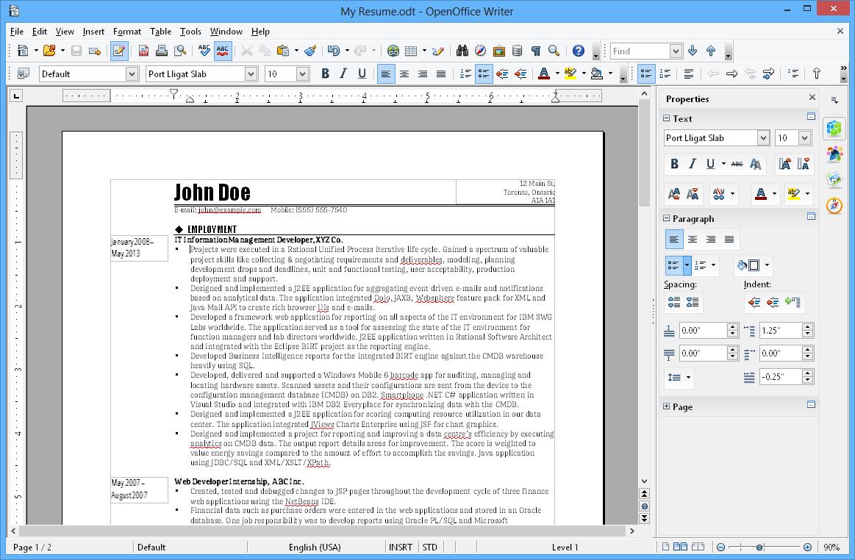 Tres alternativas a Microsoft Word - Blog de Programas-Gratis.net