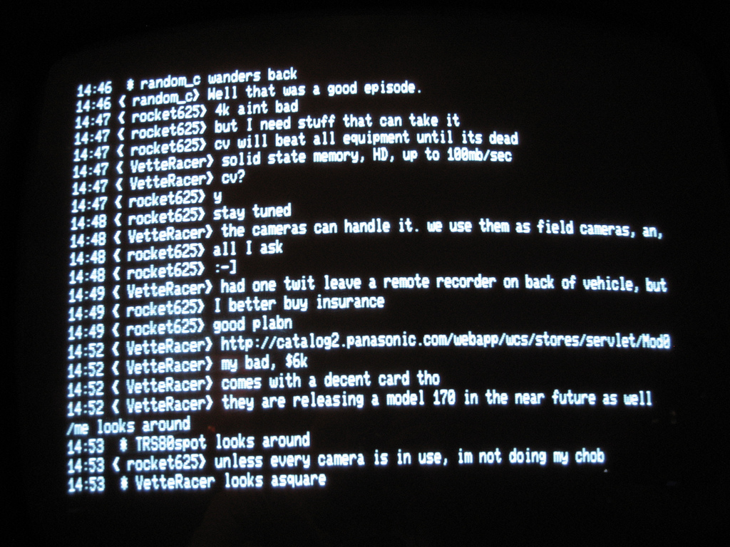 Thumbail de Cinco razones para seguir usando IRC