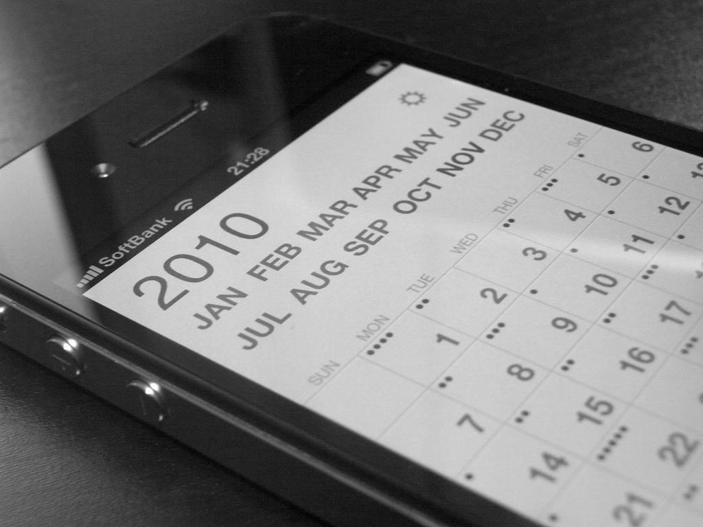 Thumbail de Cómo sincronizar calendarios con tu móvil