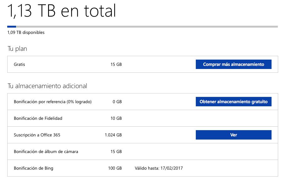 Thumbail de ¿Quieres 100GB gratis en OneDrive?