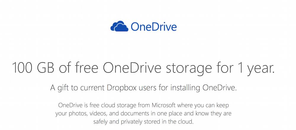 Thumbail de Consigue otros 100GB gratis en OneDrive