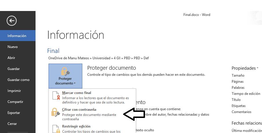 Thumbail de Cómo proteger tus documentos