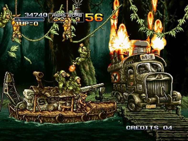 Thumbail de Cómo capturar pantalla de juego en MAME32
