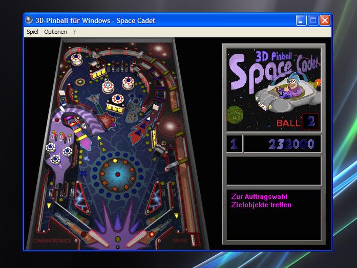 Thumbail de 3D Pinball Space Cadet: su historia