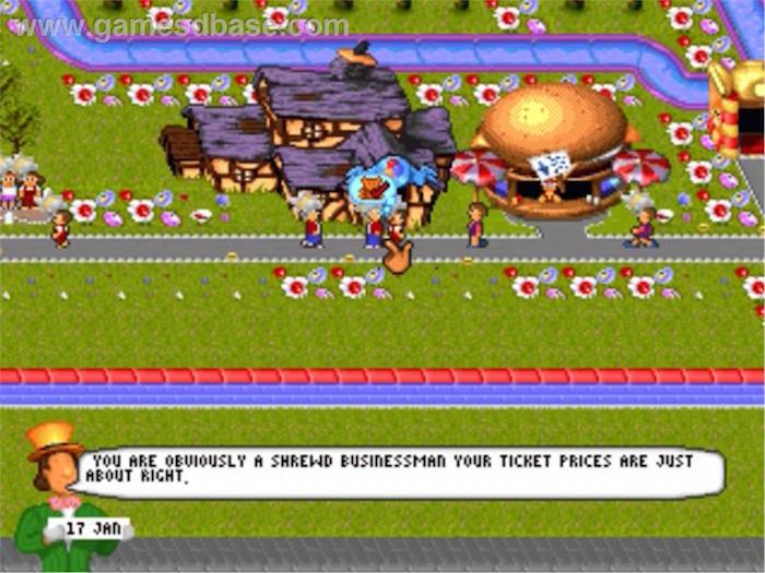 Thumbail de Gestiona tu propio parque de atracciones con Theme Park