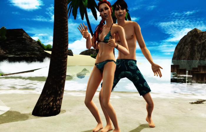 Thumbail de Juega a ser artista con Los Sims: Superstar