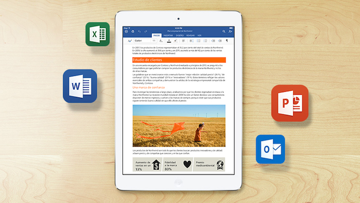 Thumbail de Así es Microsoft Office para tablet