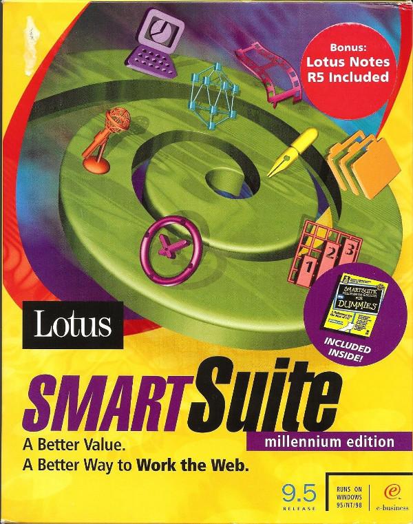 Portada de Lotus SmartSuite